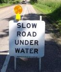 slow road