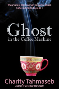 Ghost in the Coffee Machine_series cover