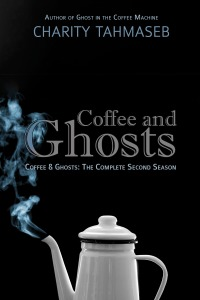 Coffee and Ghosts 2 Ebook cover